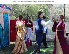 Renaissance Faire Dance
