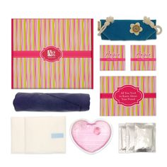 The first period is a special event in the life of every girl, but it shouldn't make her feel anxious or ashamed. Get this first period kit now! See Inclusions.