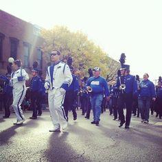 Eastern Illinois University EIU Marching Band