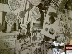 Retail inspiration for wallpaper.