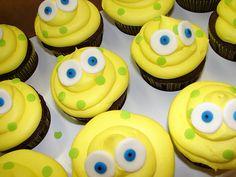 spongebob cakes - Google Search