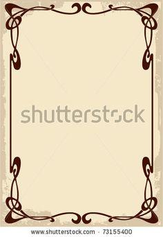 Art-nouveau Stock Photos, Art-nouveau Stock Photography, Art ...
