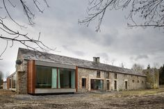 The Stables, a Contemporary Self Catering Villa in Ireland | HomeDSGN, a daily source for inspiration and fresh ideas on interior design and home decoration.