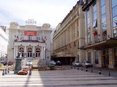 Bukarest: Theater Odeon