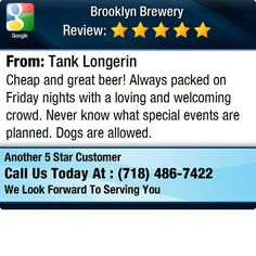 Cheap and great beer! Always packed on Friday nights with a loving and welcoming crowd....