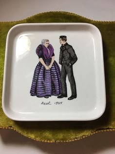 A personal favorite from my Etsy shop https://www.etsy.com/listing/274301530/vintage-villeroy-boch-septfontaines-5-x
