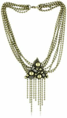 "Flutter by Jill Golden ""Lamar"" Sanchez Multi-Strand Necklace"