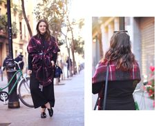 Barcelona | style-check #winterfashion
