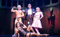 Celebrating 40 years of sustained cult success, The Rocky Horror Show still   has audiences rolling in the aisles, writes Dominic Cavendish.
