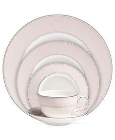 MONIQUE LHUILLIER #dinnerware #pin #registry BUY NOW!