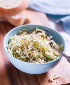 Saksalainen kaalisalaatti | Maku Grains, Rice, Food, Essen, Meals, Seeds, Yemek, Laughter, Jim Rice