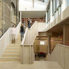 Sergison Bates . HULT International Business School in Whitechapel . London (5)