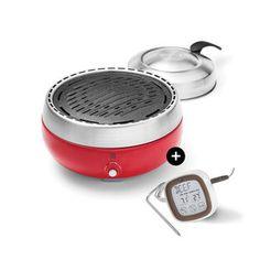 Bavettes de boeuf chimichurri | Ricardo Chimichurri, Rice Cooker, Kitchen Appliances, Skewers, Garlic, Meat, Recipe, Burp Rags