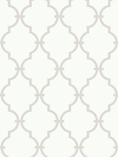 DecoratorsBest - Detail1 - YO YS9102 - MODERN BABY TRELLIS - YS9102 - Wallpaper - DecoratorsBest