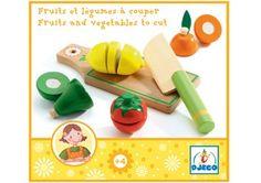groenten- en fruitsnijplankje DJECO | kinderen-shop Kleine Zebra