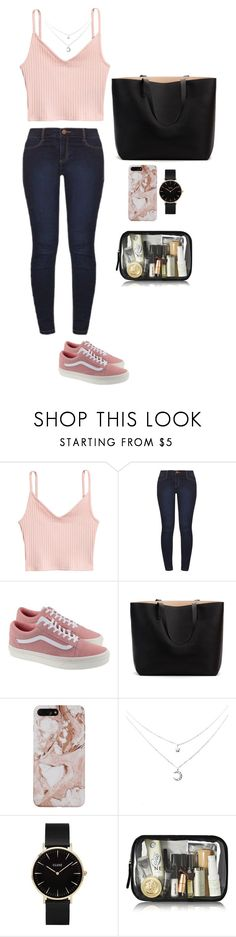 """""""Untitled #82"""" by triz01 on Polyvore featuring Dorothy Perkins, Vans and CLUSE"""