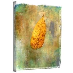Leaf Ii by Elena Ray Gallery-Wrapped Canvas