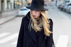 black hat | Fashion Squad