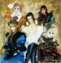 EPISODE #15 - DESTINATION: JAPAN - Malice Mizer (Visual Kei) Music Artist Page: http://music-industrapedia.com/band-outfit:malice-mizer