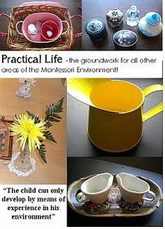 Montessori Practical Life, Montessori Materials, Unique, Shop, Ideas, Thoughts
