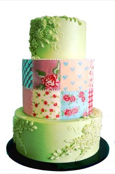 Portfolio - A Gallery of Beautiful Cakes in 100% BUTTERCREAM