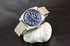 1970's MONVIS [Swiss] Ref. 1156 20ATM Diver – ETA Automatic Cal. 2472 With Date