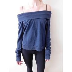 Converse Slouchy Off Shoulder Sweater Off shoulder sweater by Converse. Marked as a size large {juniors} but this would better fit a size XS. In excellent-used condition. Smoke/pet free home, no trades❌ Bundle for a discount  Converse Sweaters Crew & Scoop Necks