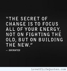 So simple but so true! The only way to wake up one day different, with different beliefs, attitudes...with a different LIFE, is to take actions repeatedly today that build the new. Small steps repeatedly taken lead to a TOTALLY different experience of life.