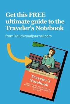 Traveler's Notebook | Everything You Need to Know (+16 Brilliant Ideas on How to Use One) | Your Visual Journal Planner Brands, Morning Pages, Organization Skills, Glue Book, Sticky Notes, Travelers Notebook, Being Used, Need To Know, Everything
