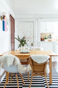 "Ana & Patrick's Bright & Organic ""California Casual"" Apartment — House Tour"