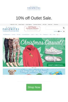 Best deals and coupons for Catalog Favorites
