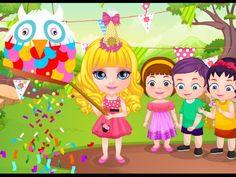 Bebé Barbie Piñata Diseñador - Juegos de Barbie