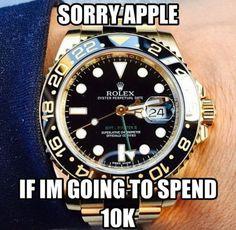 Sorry Apple