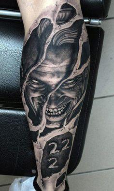 Tattoo Artist - Andy Engel   Tattoo No. 9655