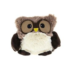 Mircrowavable Brown Owl