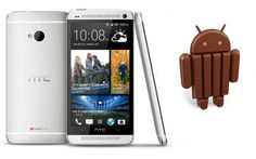 Android 4.4 KitKat for HTC One rolling out