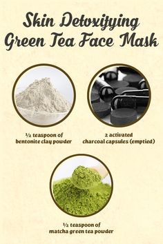 Beat stress and your skin breakouts with this 3-ingredient face mask for acne. All it needs is some activated charcoal, matcha green tea and bentonite clay and you're good to go! https://www.thankyourskin.com/3-ingredient-green-tea-recipes/