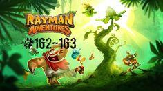 rayman adventures android walkthrough (adventure 162-163) final?