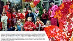 """Авторская программа """"День рождения в китайском стиле"""" и отзыв о ней благодарных родителей!"""