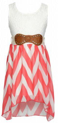 Just Kids Lace Top Chevron Chiffon Hi-Low Dress 4 Coral Just Kids,http://www.amazon.com/dp/B00IX09I8O/ref=cm_sw_r_pi_dp_b.Pwtb06CH35FFQV