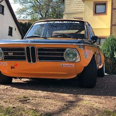 Bmw 2002, Cars And Motorcycles, Touring, Garage, Instagram Posts, Style, Pictures, New Class, Carport Garage