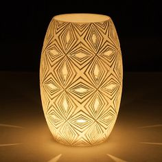 Cheng Design Handmade Windlight With Candle