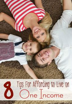 """In this economy, it may seem impossible to afford to be a stay at home mom, but as a single SAHM myself, I assure you, it's not! Click to find out some fantastic tips. Want more? Sign up for my newsletter and get the free guide: """"How to Afford Being a Stay-At-Home-Mom"""" absolutely free!"""