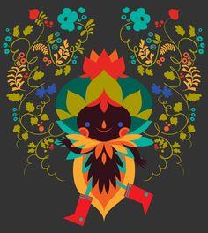 Bell Pepper - T Shirt design by LorenaAlvarez on deviantART