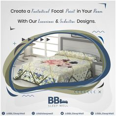 Create a fantastical focal point in your room with our Luxurious and seductive designs.  #bedding #bedsheet #bedsheets #homedecor #bedroomdecor #bed #sprei #luxurybedding #bedroom #bedcover #beddings #decor #beddingset