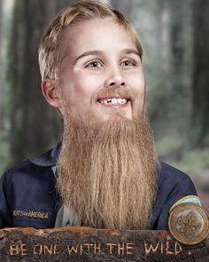 Boy Scout Advertisement 3
