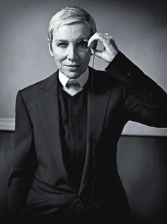 If we value what we've inherited for free - from other women - surely it's right morally and ethically for us to wake up and say, 'I'm a feminist.' - Annie Lennox #quotes