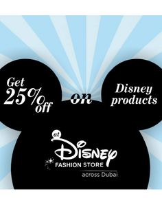 Disney Fashion Special Promotion- Baby products online shopping deals in Dubai