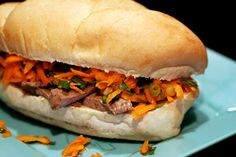 ... vietnamese steak sandwiches vietnamese steak sandwich more 19 rebecca