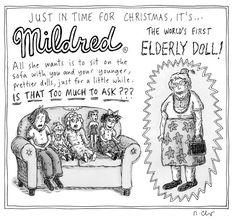Slide Show: New Yorker Cartoons December 15, 2014